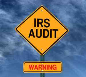 IRS Audit road sign_140360947_square