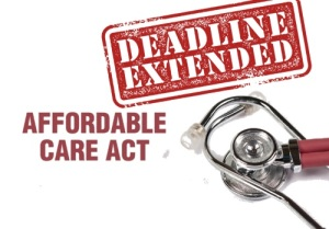 ACA Deadline Extended Jan16