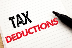 tax deduction - small