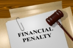 financial penalty - small